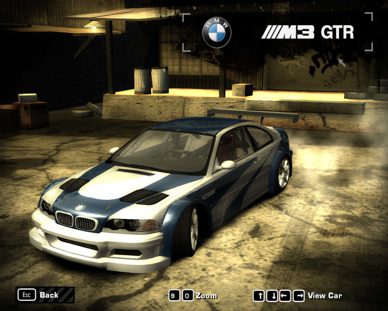 Need for Speed: Most Wanted (Black Edition) Windows The exclusive BMW racer