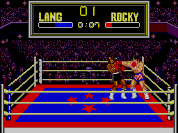 Rocky SEGA Master System This Is Not The Rocky We Expected!
