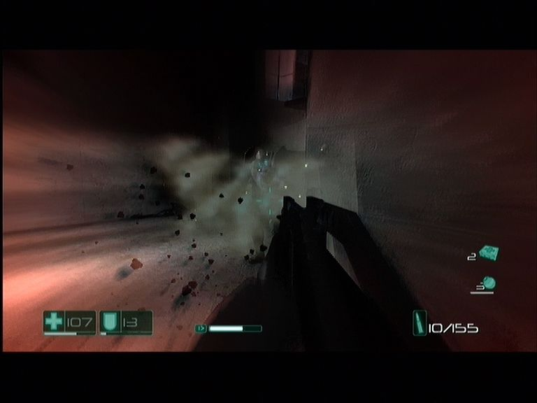 F.E.A.R.: First Encounter Assault Recon Xbox 360 Slomo allows you to take on the hardest enemies with ease!
