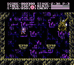 Ninja Gaiden Iii The Ancient Ship Of Doom Screenshots For Nes