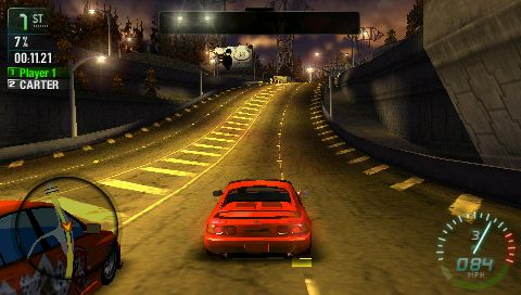 Need For Speed Carbon Own The City Screenshots For Psp Mobygames