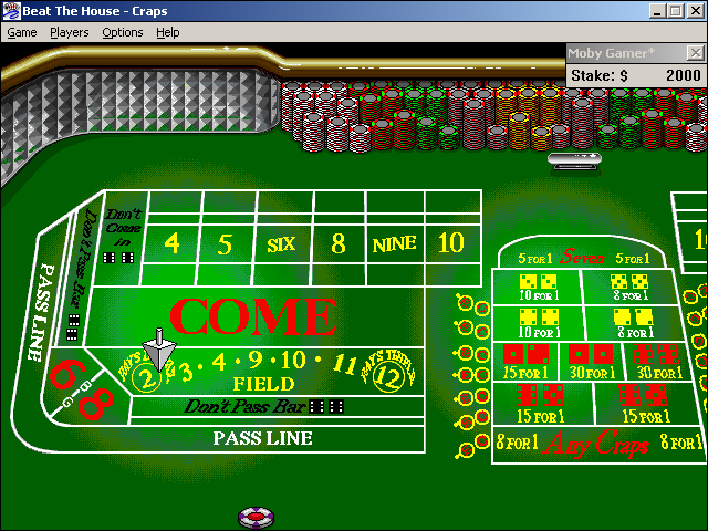 Craps is beatable