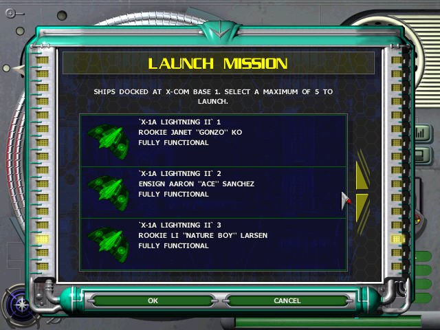 X-COM: Interceptor Windows Launch mission