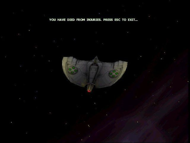 X-COM: Interceptor Windows Then get shot down.