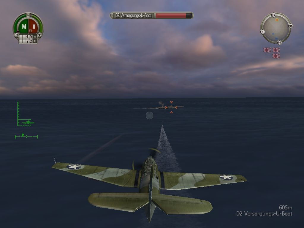 Heroes of the Pacific Windows Torpedo attack