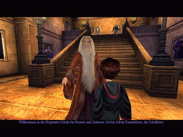 Harry potter and the sorcerer 39 s stone screenshots for - Harry potter et la chambre des secrets jeu pc ...