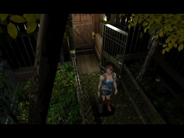 Resident Evil 3: Nemesis Windows Park
