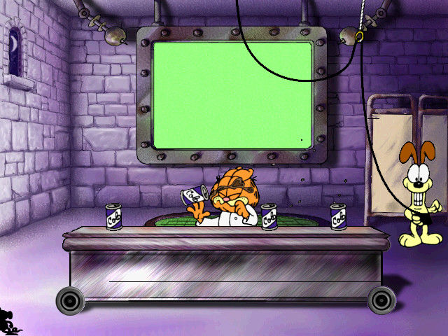 Garfield S Mad About Cats Screenshots For Windows Mobygames