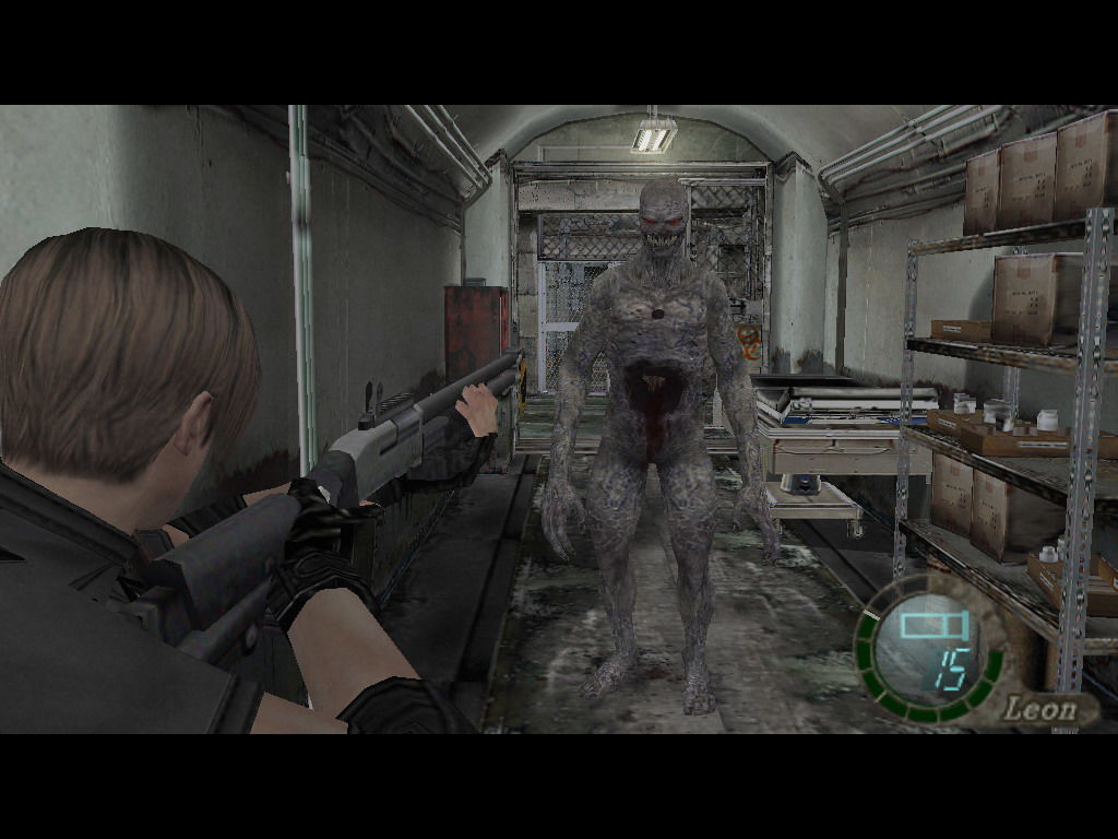 Resident Evil 4 Windows The Mummy