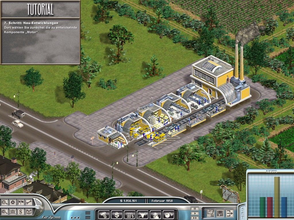Car Company Tycoon Game Download