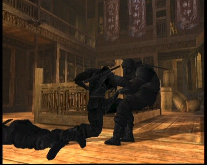 Batman Begins Xbox Finishing moves will vary from occasion to occasion.