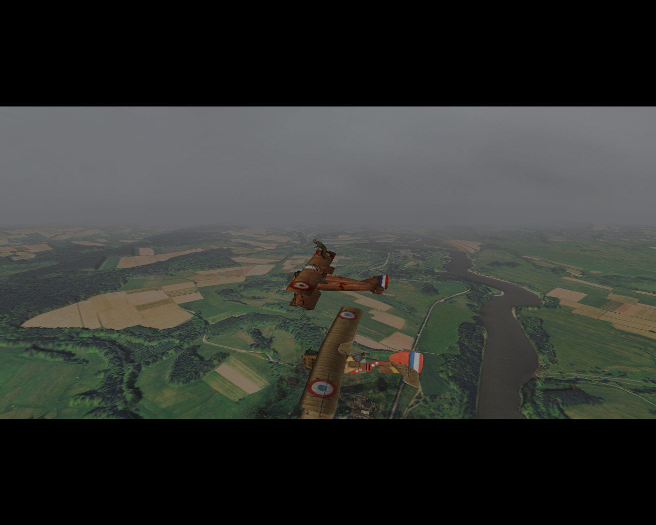 Wings of War Windows Switching planes