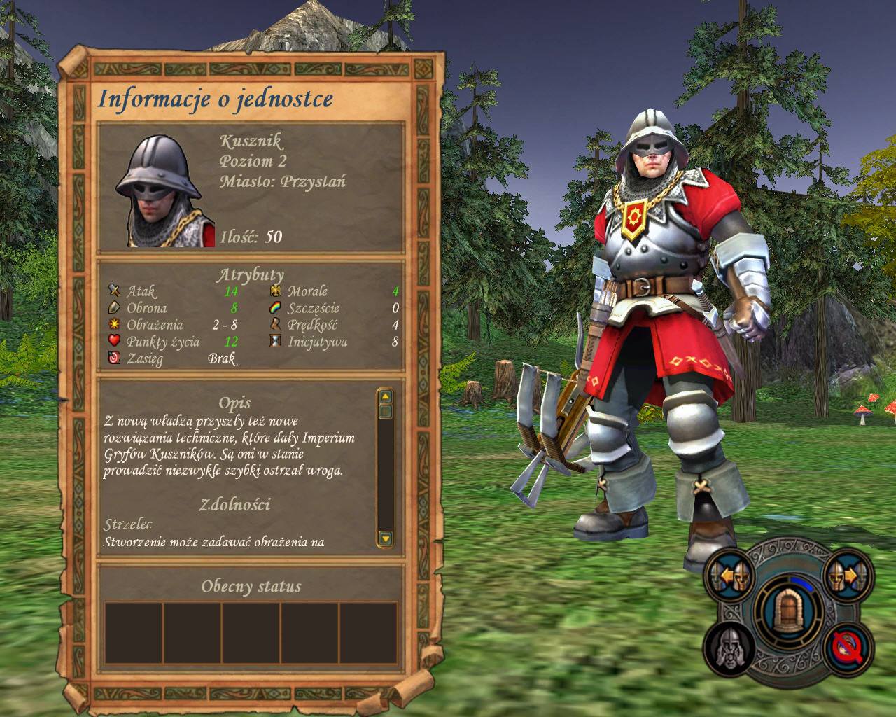 Game movies: heroes of might & magic v: hammers of fate trailer.