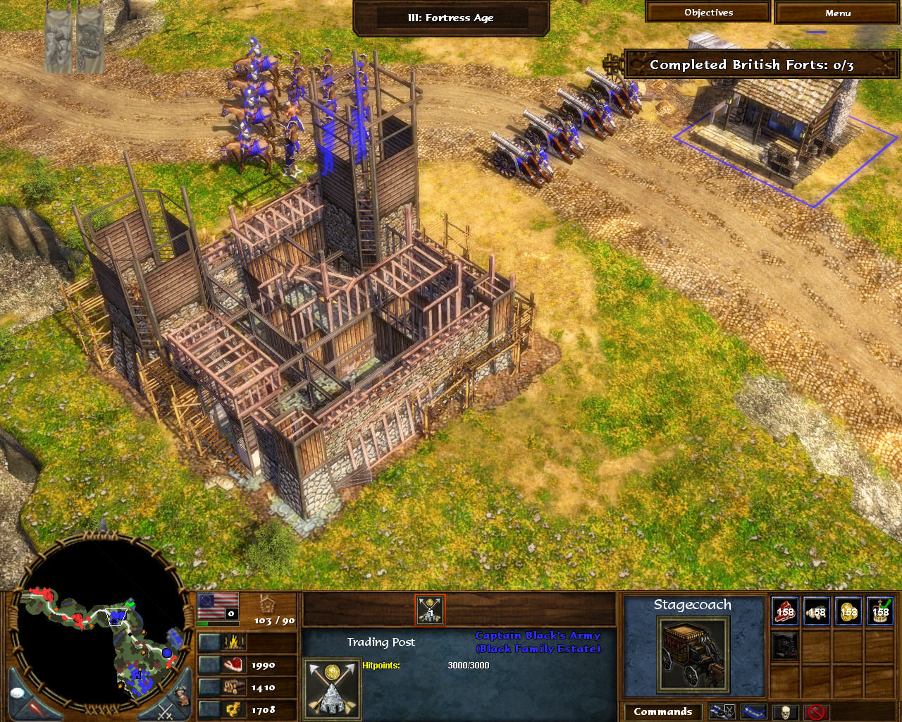 Age of Empires III: The WarChiefs Screenshots for Windows - MobyGames