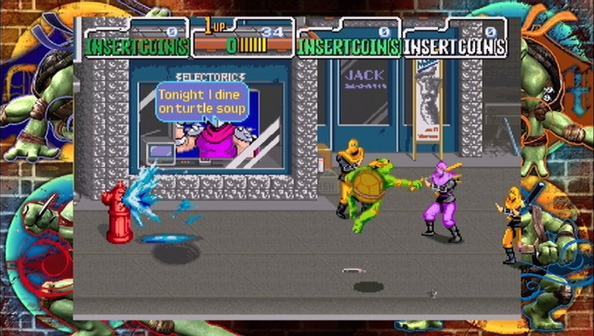 Cooking Games For Xbox 360 : Teenage mutant ninja turtles screenshots for xbox