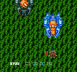 ImageFight TurboGrafx-16 With a mini orbital cannon upgrade.