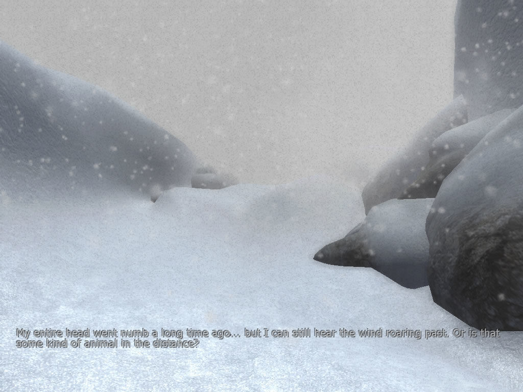 Penumbra: Overture - Episode 1 Windows Stuck in a snow storm, you only have a short time to find a safe place.