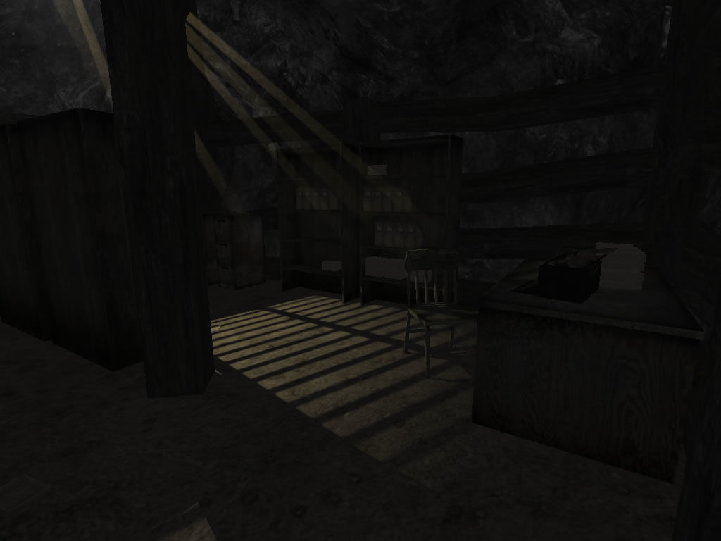 Penumbra: Overture - Episode 1 Windows Penumbra is all about atmosphere.