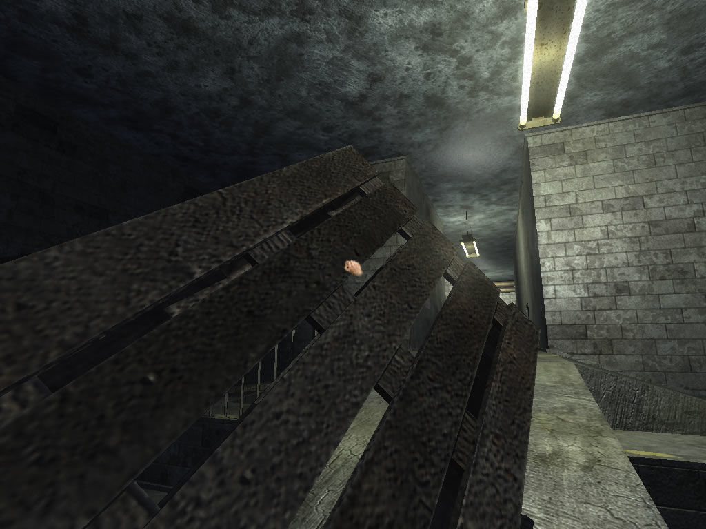 Penumbra: Overture - Episode 1 Windows Drag objects to build bridges and ladders.