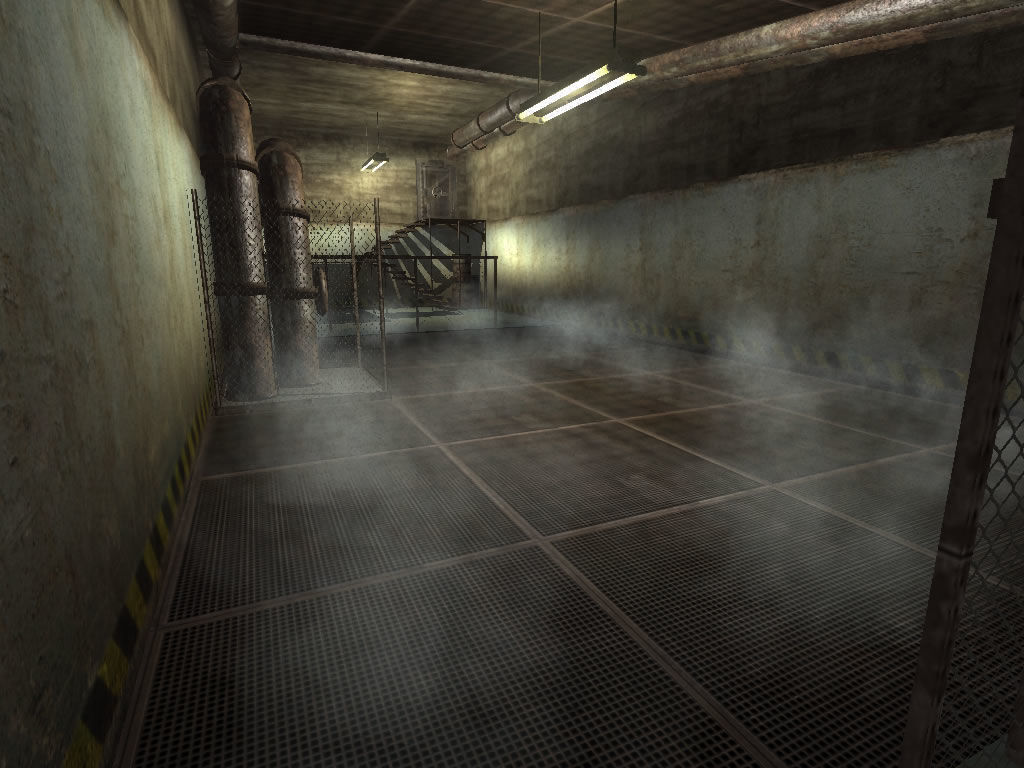 Penumbra: Overture - Episode 1 Windows A tricky sequence with deadly steam.
