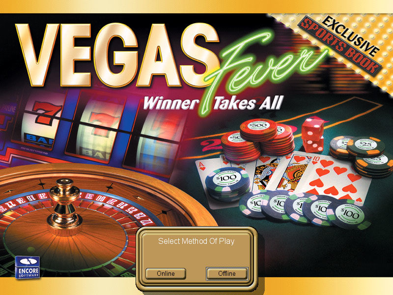 Vegas Fever Winner Takes All