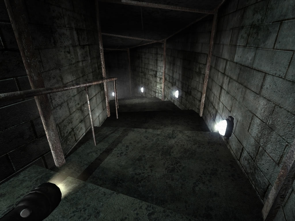 Penumbra: Overture - Episode 1 Windows Your travels only lead further down the complex.