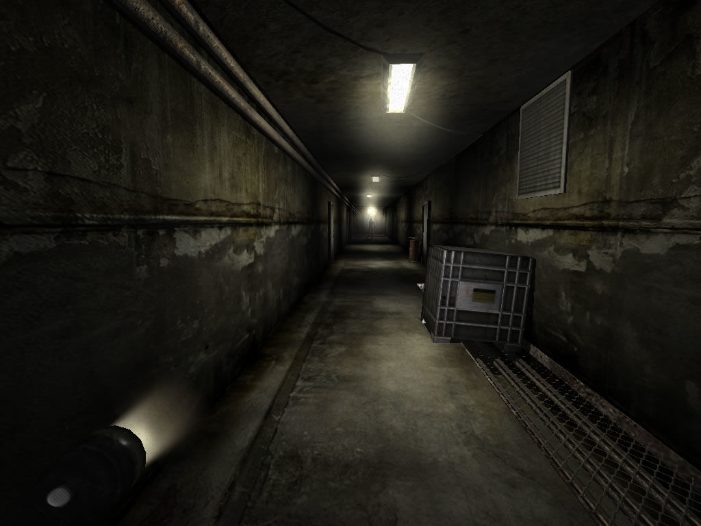Penumbra: Overture - Episode 1 Windows Could it really be... meeting another human down here?