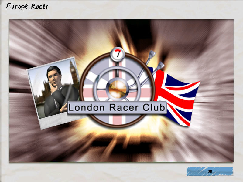 Europe Racing Windows The London Racer Club