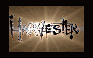 Harvester DOS Opening movie
