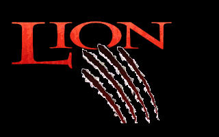 Lion DOS Title screen