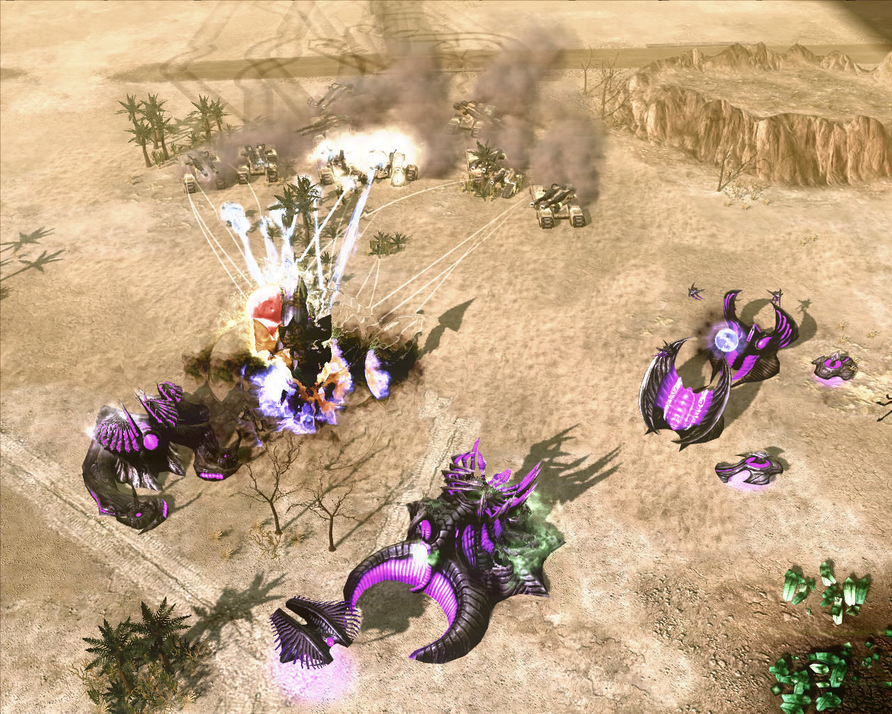 Command & Conquer 3: Tiberium Wars Windows Multiplayer mayhem!