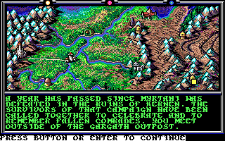 Knights of Krynn Screenshots for Amiga - MobyGames on neverwinter map, world diplomacy map, baldur's gate map, greyhawk map, isle of dread map, athas map, glorantha map, forgotten realms map, nirn world map, norrath map, treasure map,