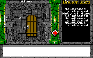 Dragon Wars Amiga Mines