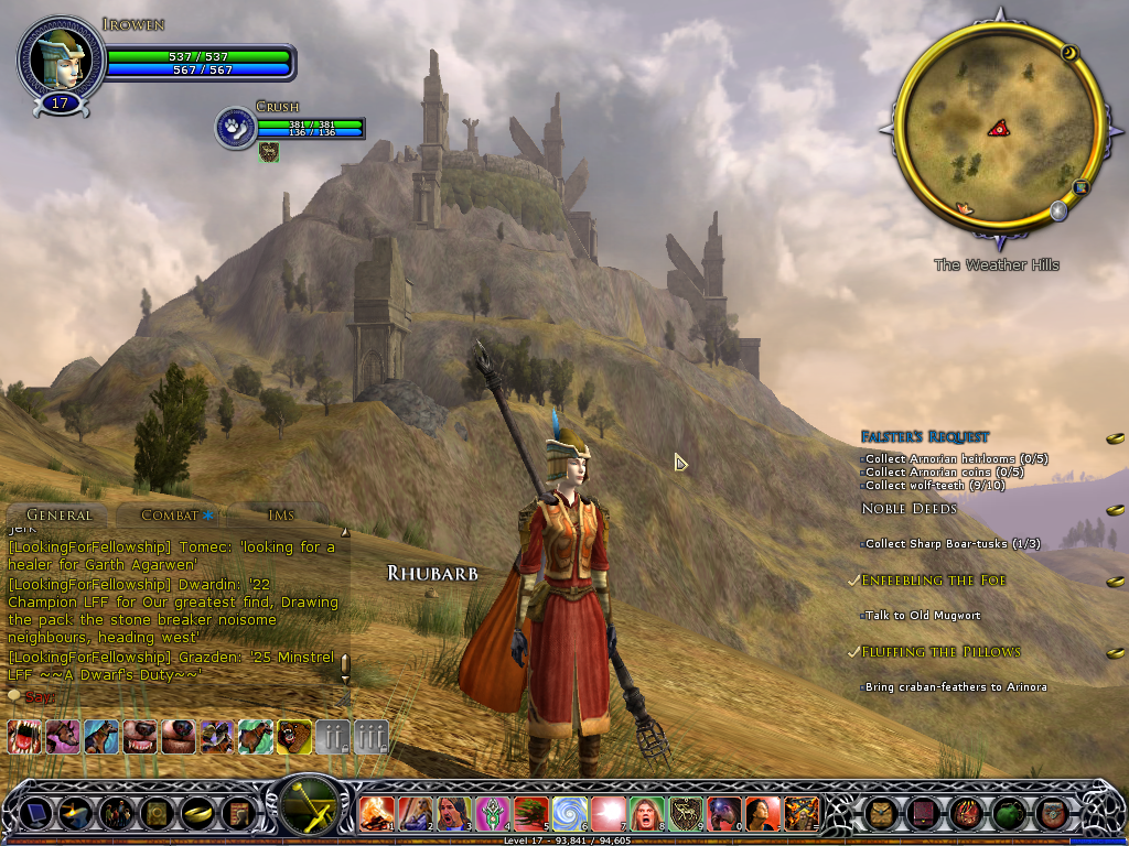 lotro dating site If you play a warden class character in the online game lotro, you will find it very useful in learning the numerous gambits available to your character.