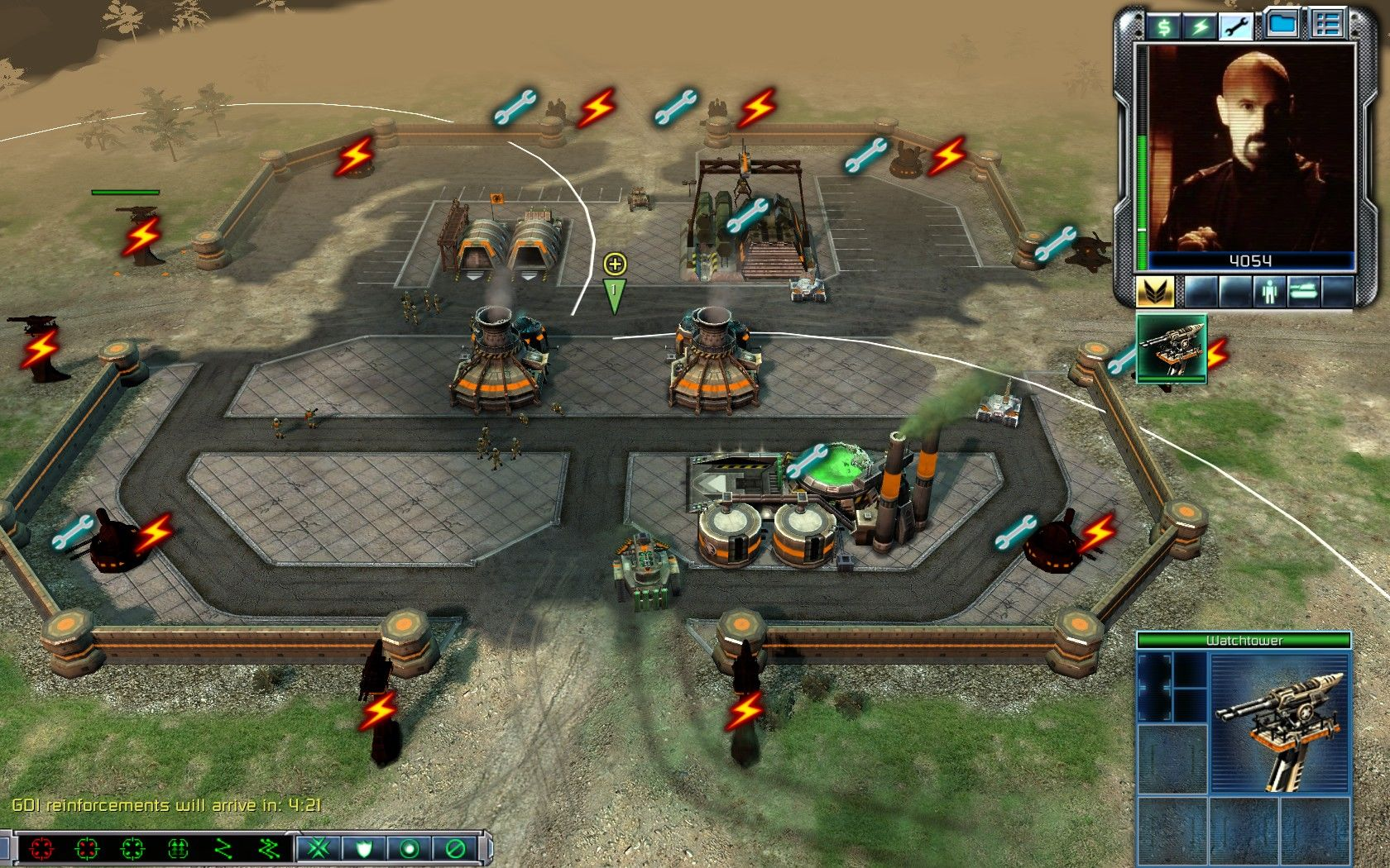 Command & Conquer 3: Tiberium Wars Windows You're on Kane's territory now, and lack of power doesn't encourage the situation.