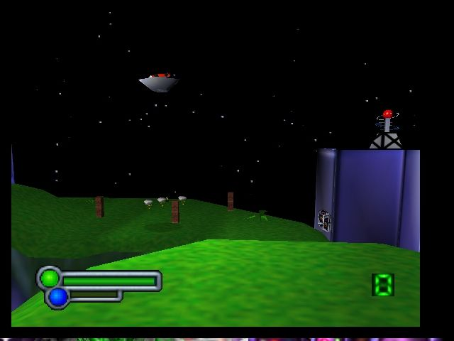 Space Station Silicon Valley Nintendo 64 The free tour shows you the whole level
