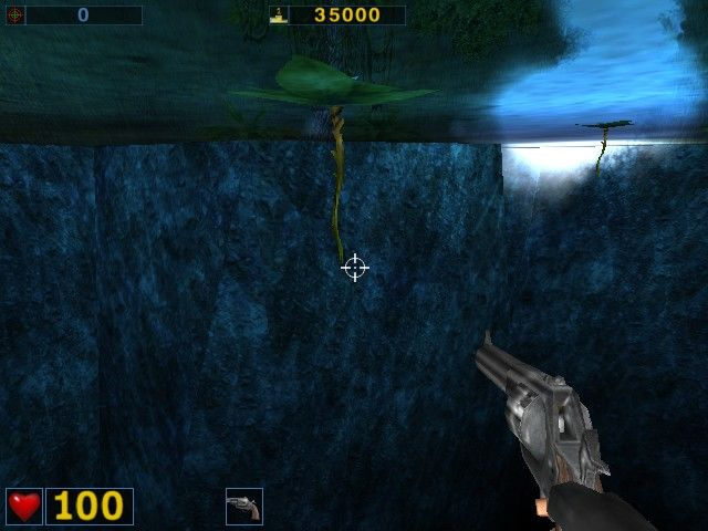 Serious Sam: The Second Encounter Windows Underwater