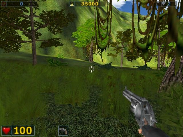 Serious Sam: The Second Encounter Windows Silent... VERY silent...
