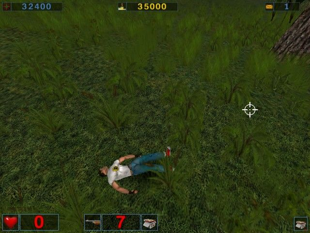 Serious Sam: The Second Encounter Windows So much for Sam...