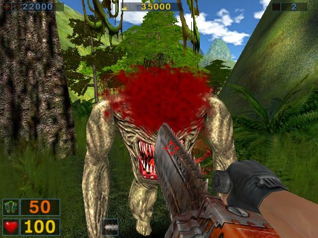 Serious Sam: The Second Encounter Windows Muhahahahahahahahahahahaha!
