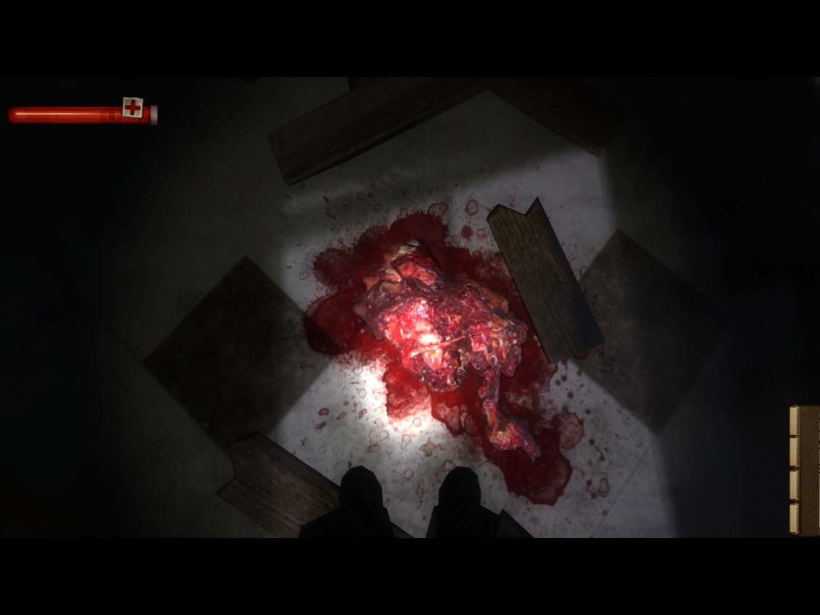 Condemned: Criminal Origins Windows Lovely.