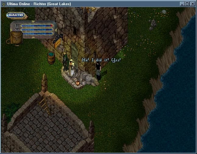 Ultima Online: Renaissance Screenshots for Windows - MobyGames
