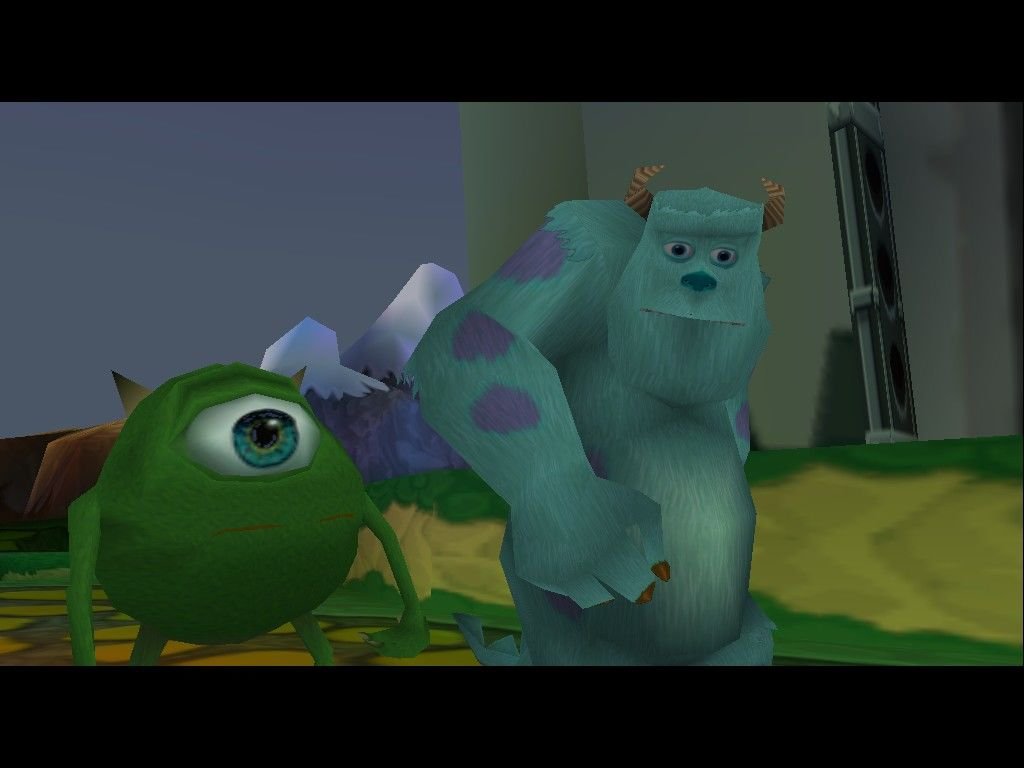 Free download monsters inc scare island pc game full for Monster advanced search