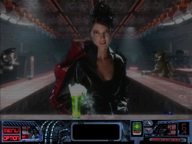 Angel Devoid: Face of the Enemy DOS Selina
