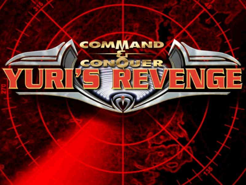 Command & Conquer: Yuri's Revenge Windows Main Title (from the intro opening)