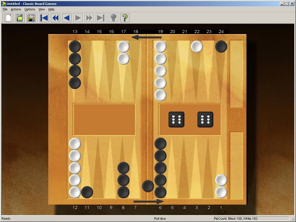 Microsoft Classic Board Games Screenshots for Windows - MobyGames