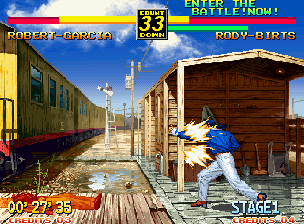 Art of Fighting 3: The Path of The Warrior Neo Geo Any attempts to perform a special move without enough Spirit to use it will fail.
