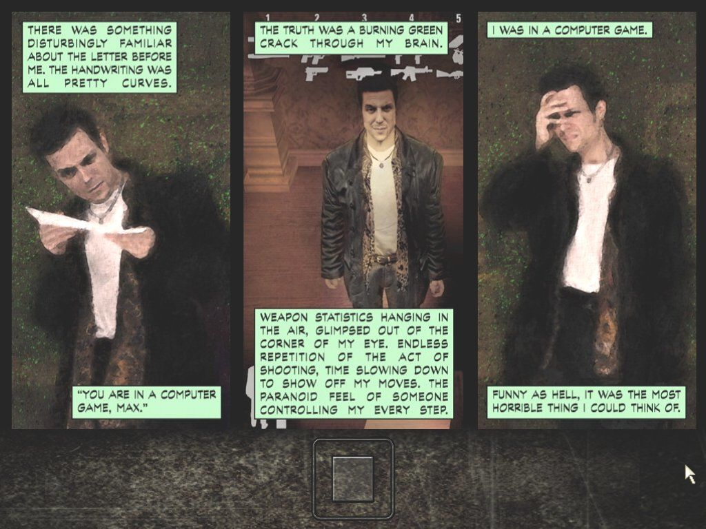 Max Payne Windows The ol' you're a character in a computer game plot-twist got real old with Return to Monkey Island