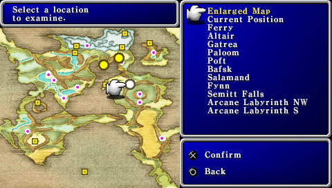 World Map For Ff2 Images Diagram Writing Sample Ideas And Guide