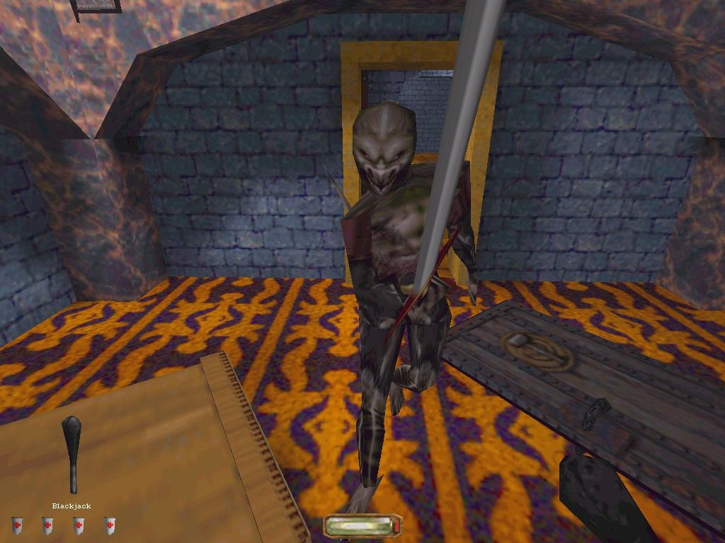 Thief: The Dark Project Windows Ratmen? Something strange's going on here for sure.